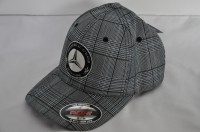 Glen Check Baseball Cap